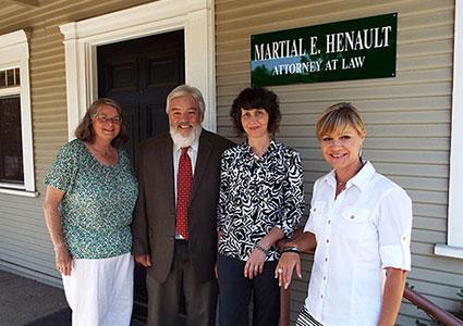 Henault Staff